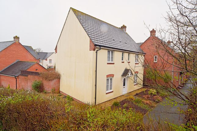 Thumbnail Detached house for sale in Whitestone Drive, Tiverton