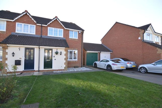Thumbnail Detached house to rent in Isabel Gate, Cheshunt, Waltham Cross, Hertfordshire