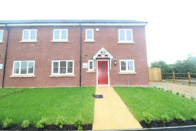Thumbnail Semi-detached house for sale in Hengoed, Oswestry