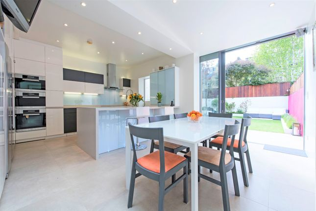 Thumbnail Terraced house for sale in Alderbrook Road, London
