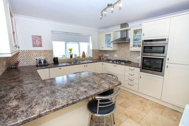 Thumbnail Detached house for sale in Lakeside, Werrington, Peterborough