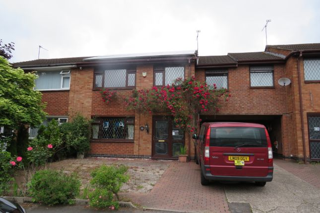 Thumbnail Room to rent in Mayflower Drive, Coventry