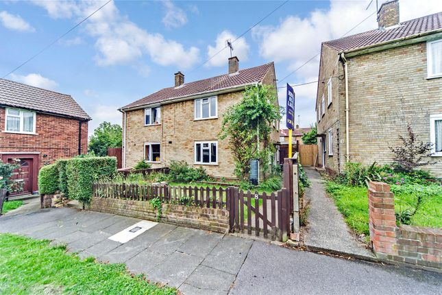 Thumbnail Semi-detached house for sale in Bonnington Green, Twydall, Kent