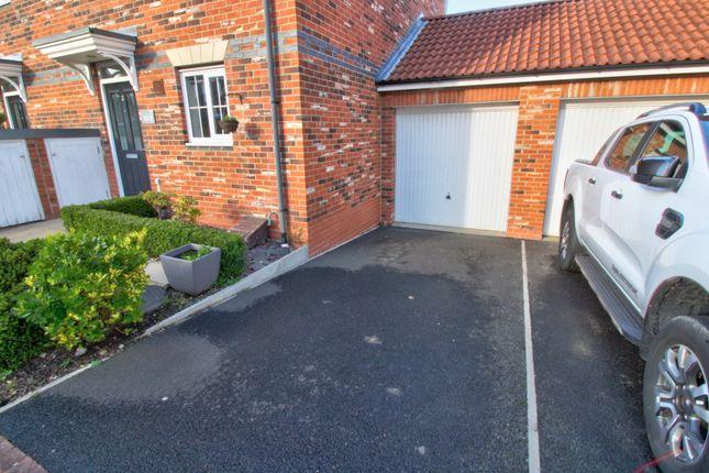 Garage/Drive of Rennison Mews, Blaydon-On-Tyne NE21