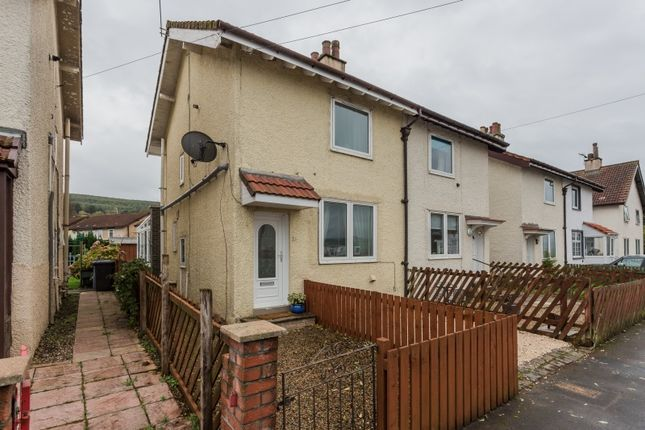 Thumbnail Property for sale in Howwood, Renfrewshire