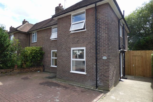 Thumbnail Semi-detached house to rent in Noel Road, West Acton