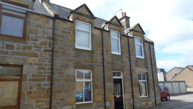Thumbnail Flat to rent in 13A East Back Street, Elgin
