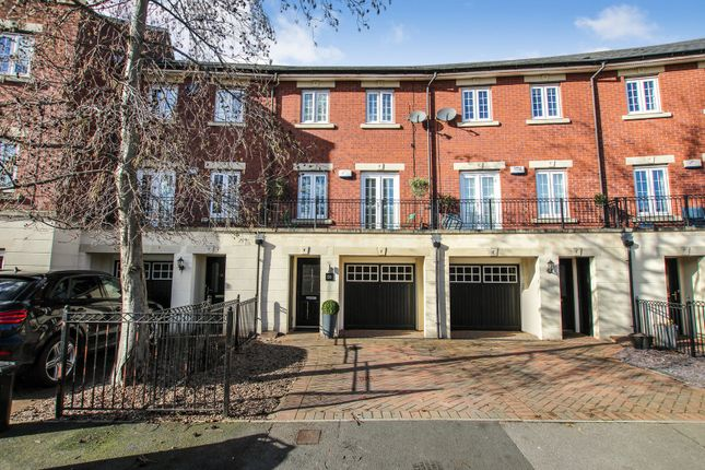 Thumbnail Town house for sale in Castle Lodge Avenue, Rothwell