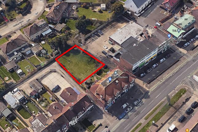 Thumbnail Land for sale in Goring Road, Worthing