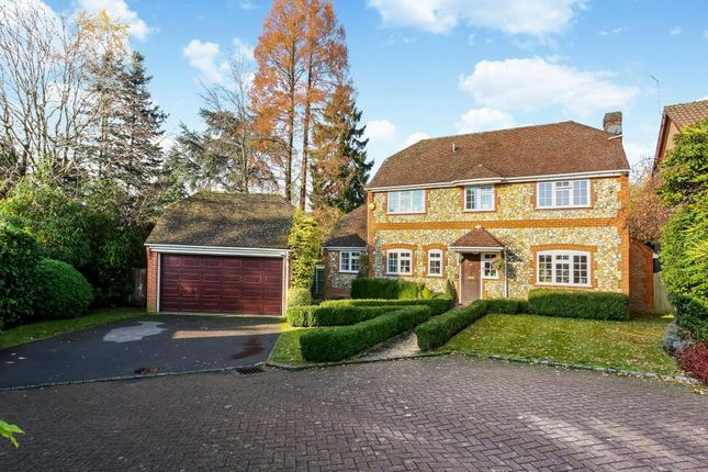 Thumbnail Detached house for sale in Turpins Rise, Windlesham