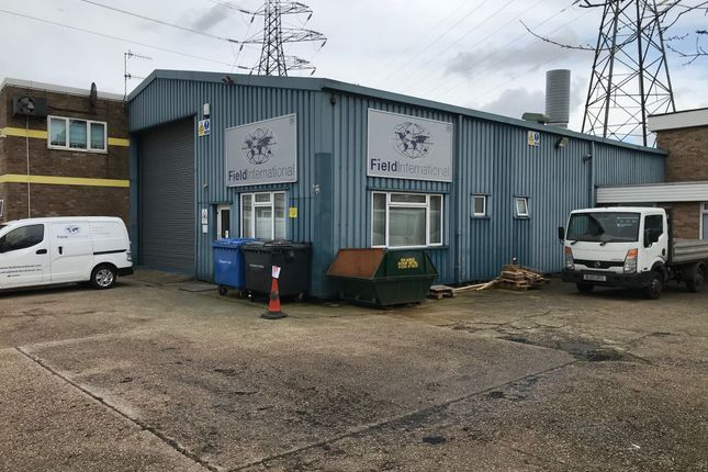 Thumbnail Light industrial to let in Didcot Road, Nuffield Ind Estate, Poole