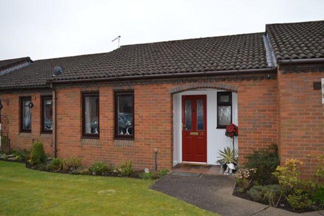 1 bed terraced house for sale in Elizabeth Court, Market Drayton TF9
