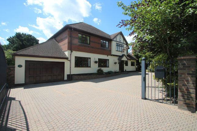 Thumbnail Detached house for sale in Main Road, Hockley