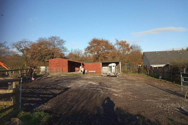 Thumbnail Land for sale in Heol Dinefwr, Foelgastell, Llanelli