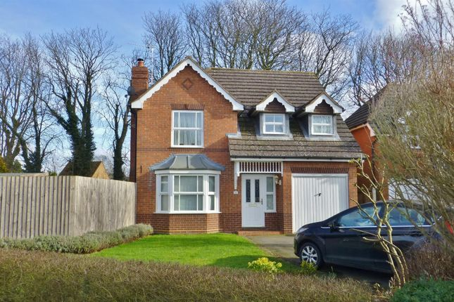 Thumbnail Detached house to rent in Schofield Road, Oakham