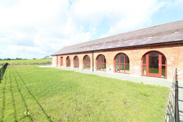 Thumbnail Barn conversion for sale in Barn 6, Nantcribba, Forden, Welshpool
