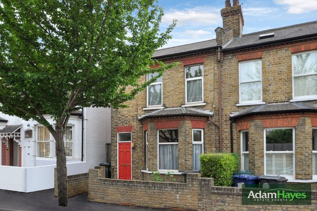 Thumbnail End terrace house for sale in Hutton Grove, North Finchley