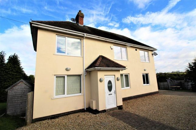 Thumbnail Detached house to rent in Lower Hillmorton Road, Rugby
