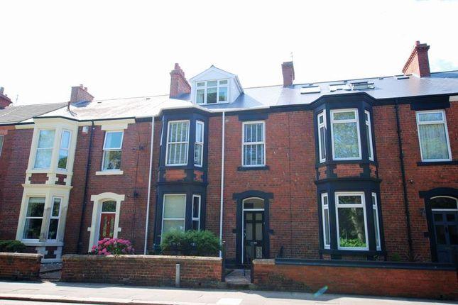 Thumbnail Maisonette for sale in Belgrave Crescent, Blyth