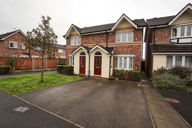 Thumbnail Semi-detached house to rent in Springburn Close, Horwich, Bolton