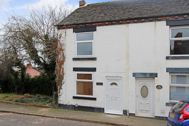 Thumbnail End terrace house to rent in East View, Glascote, Tamworth