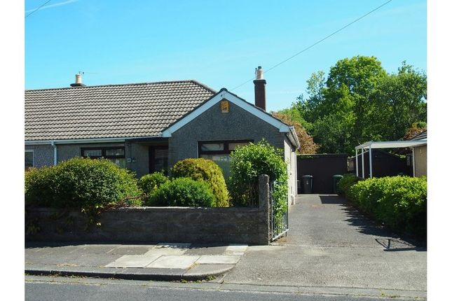 Thumbnail Semi-detached bungalow for sale in Levens Drive, Heysham, Morecambe