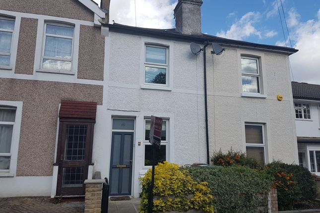 Thumbnail Terraced house for sale in Upper Road, Wallington