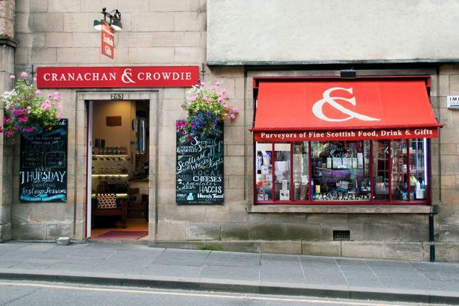 Thumbnail Retail premises to let in Canongate, Edinburgh