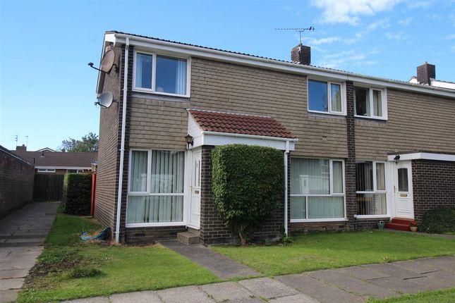 Thumbnail Terraced house for sale in Highburn, Stonelaw Grange, Cramlington