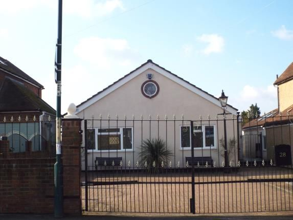 Thumbnail Bungalow for sale in Pattens Lane, Rochester, Kent