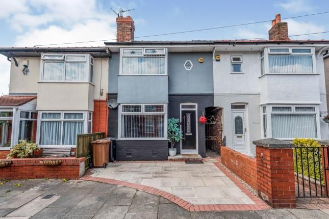3 bed terraced house for sale in Field Avenue, Litherland, Liverpool, Merseyside L21