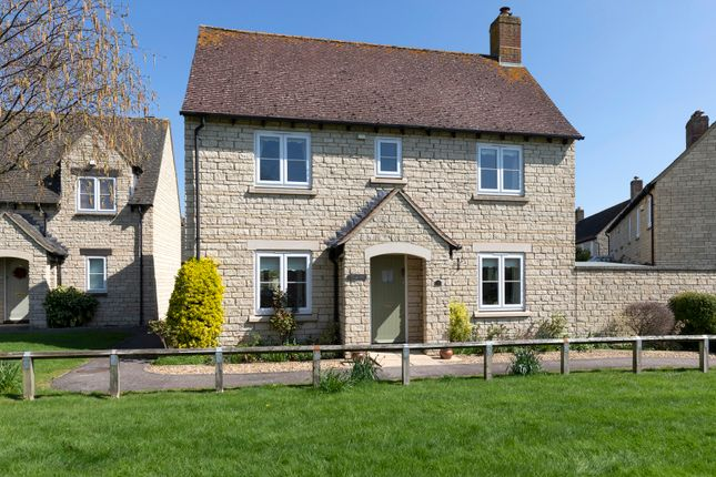 Thumbnail Detached house for sale in Hawthorn Drive, Bradwell Village, Burford