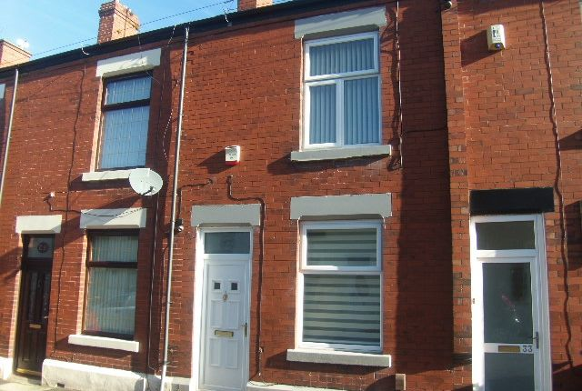 Thumbnail Terraced house for sale in Thornley Street, Hyde
