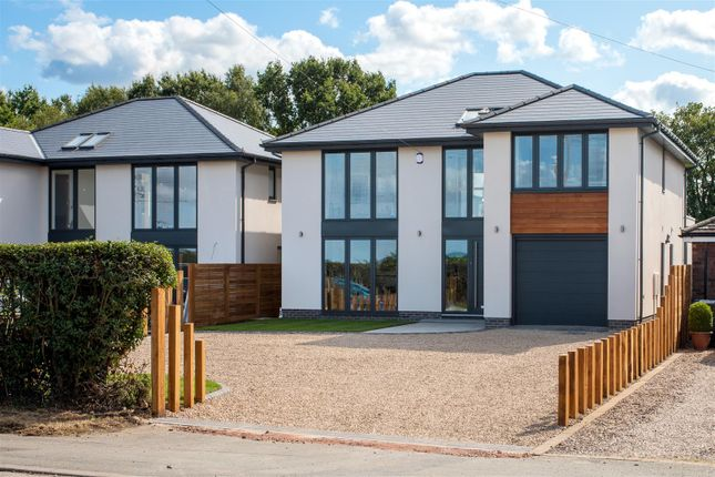 Thumbnail Detached house for sale in Desford Road, Newbold Verdon, Leicester