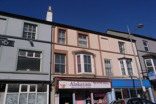 Thumbnail Flat to rent in Water Street, Rhyl