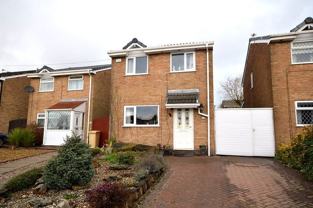 Thumbnail Detached house for sale in Drake Hall, Westhoughton