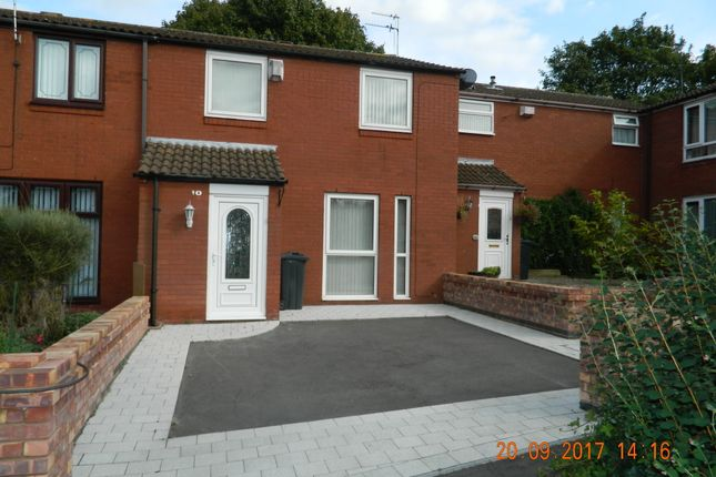 Thumbnail Terraced house to rent in Lingfield Gardens, Shard End, Birmingham