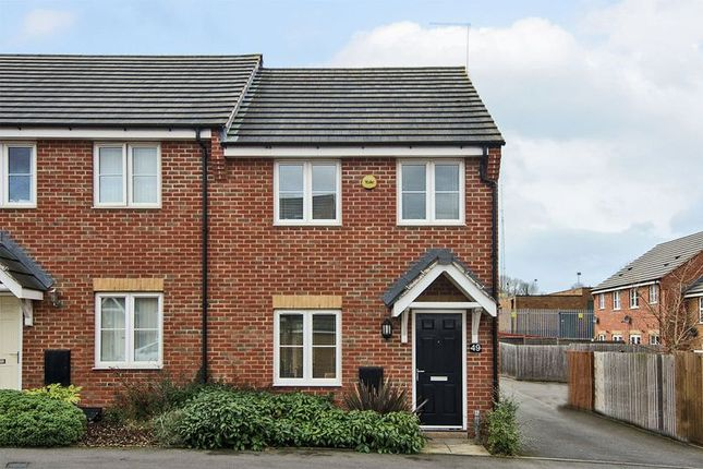 Thumbnail Property to rent in Hindley View, Brereton, Rugeley
