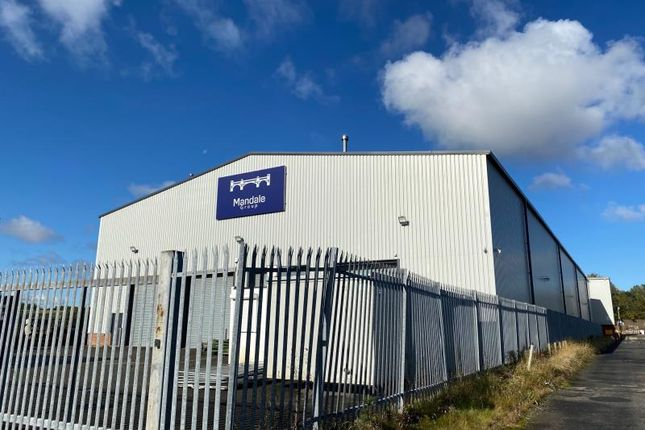 Thumbnail Industrial to let in Cannon Park, Cannon Street, Middlesbrough