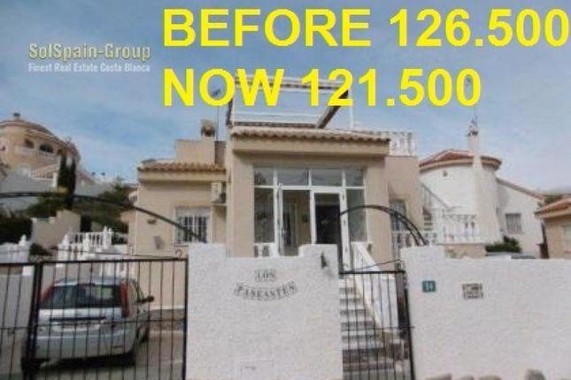 2 bed villa for sale in Quesada/Rojales, Alicante, Spain
