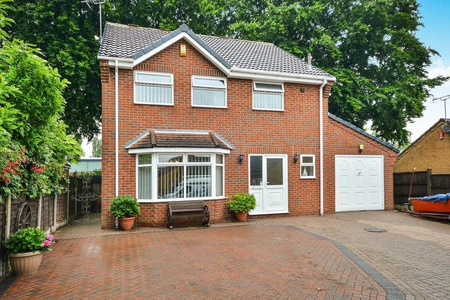 Thumbnail Detached house for sale in Church Lane, Sutton-In-Ashfield