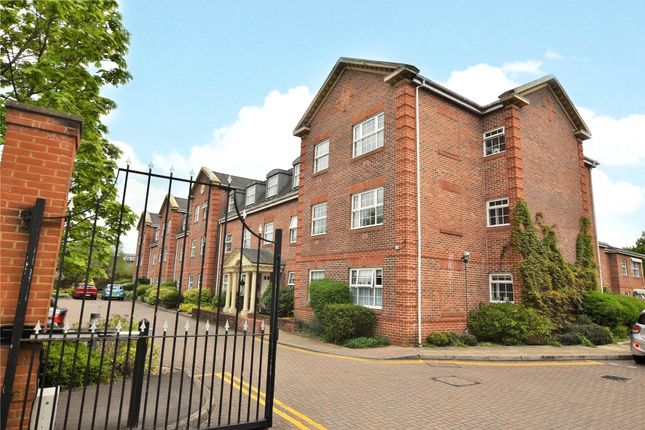 Thumbnail Flat to rent in Academy Gate, 233 London Road, Camberley, Surrey