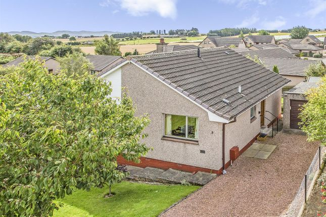 Thumbnail Detached bungalow for sale in Kinpurnie Drive, Alyth, Blairgowrie