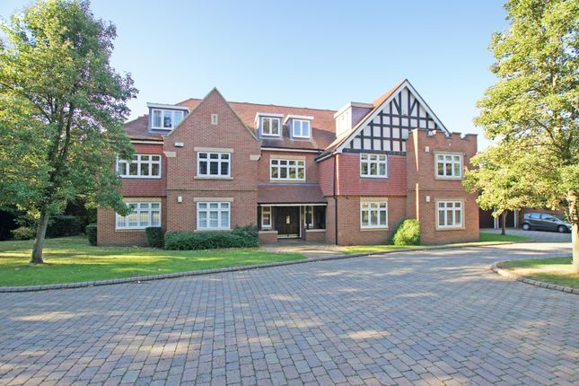 Thumbnail Flat for sale in Wood End Drive, Barnt Green