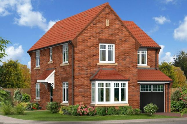 """Thumbnail Detached house for sale in """"The Tutbury"""" at Ravenswood Fold, Off Premier Way, Glasshoughton, Castleford"""