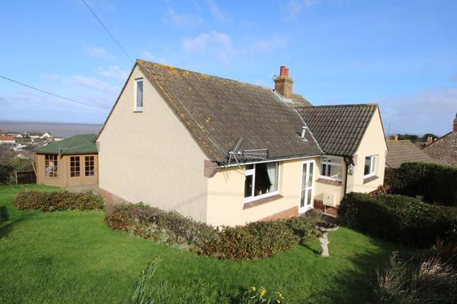 Thumbnail Detached bungalow for sale in St. Decumans Road, Watchet