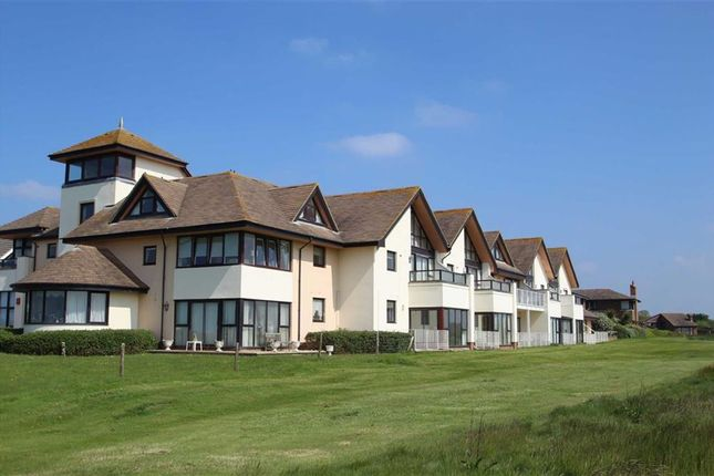 Thumbnail Flat for sale in Marine Drive East, Barton On Sea, New Milton