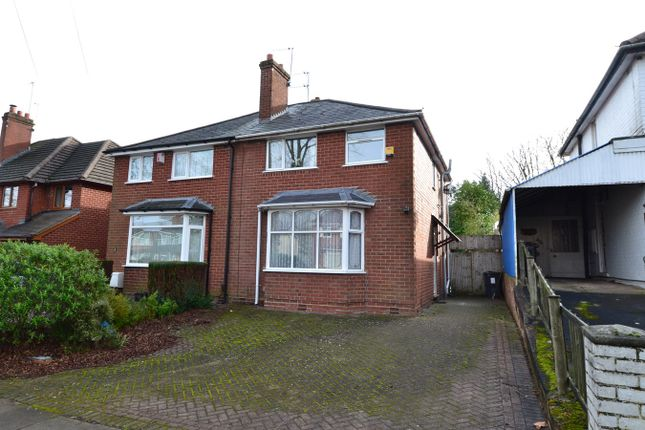 Thumbnail Semi-detached house for sale in Kendal Rise Road, Rednal, Birmingham
