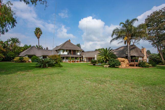Thumbnail Country house for sale in Jutlander Road, Beaulieu, Midrand, Gauteng, South Africa
