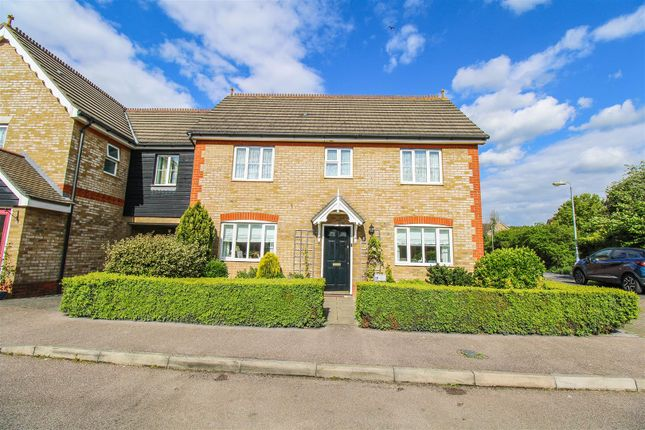 Thumbnail Link-detached house for sale in Malkin Drive, Church Langley, Harlow
